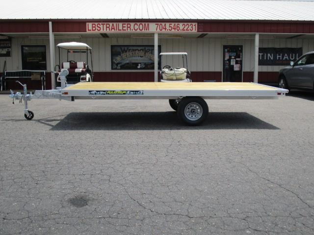 2020 Aluma 8414RT Raft Trailer Watercraft Trailer