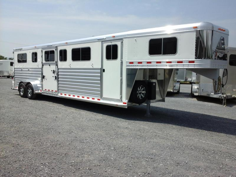2019 Elite Trailers 4H HD-HD Horse Trailer in Ashburn, VA