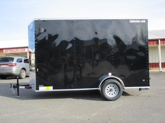 2018 Continental Cargo 6 x 12 Enclosed Trailer in Faith, NC