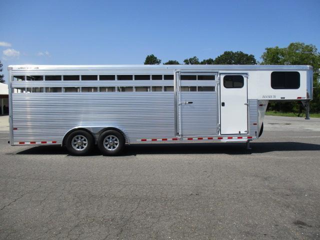 2020 Sundowner Trailers 24ft Rancher TR Livestock Trailer