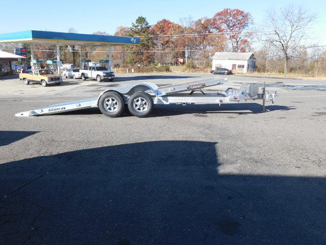 2017 Aluma 8220H Tilt Car / Racing Trailer in Simpsonville, SC
