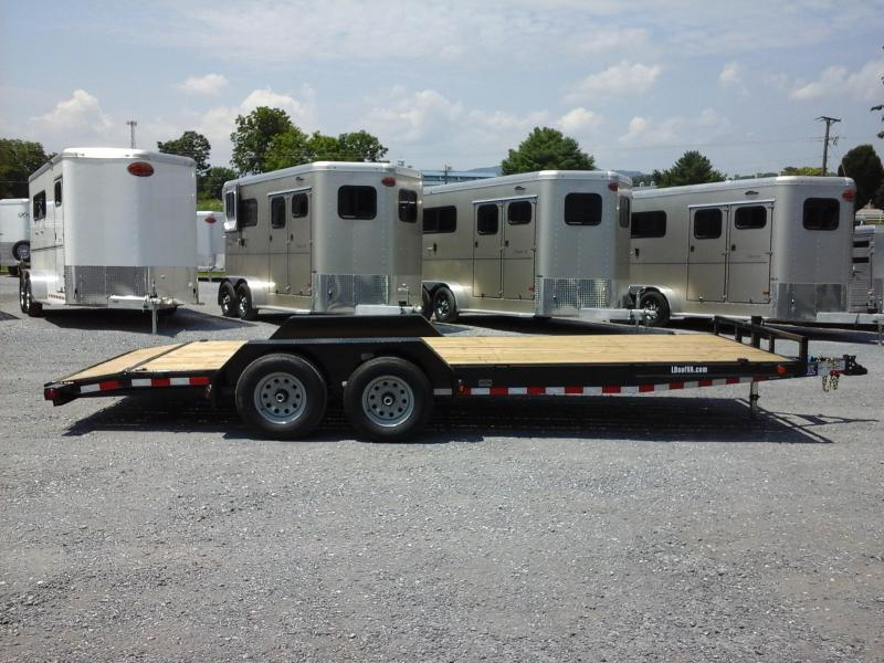 2018 Load Trail 83x20 TA Car / Racing Trailer