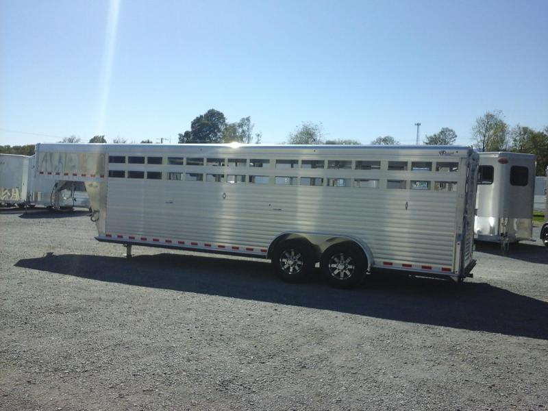 2018 Barrett Trailers GN 24ft Livestock Trailer in Ashburn, VA