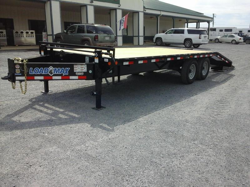 2016 Load Trail 102 x 22 HD PH Equipment Trailer in Ashburn, VA