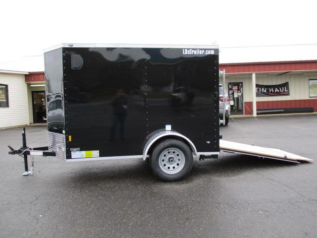 2019 Continental Cargo BP 5 x 8 SA Enclosed Cargo Trailer