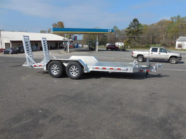 2017 Aluma TR-8216 14K Utility Trailer in Ashburn, VA