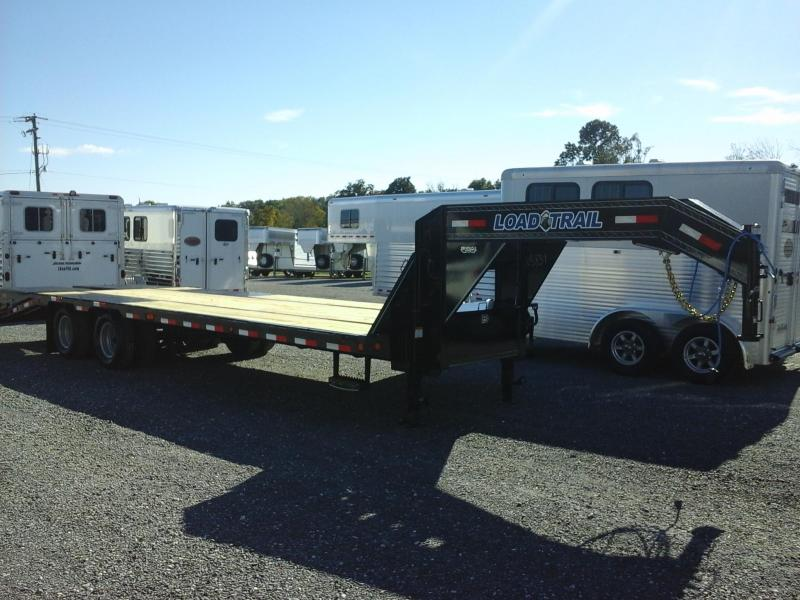 2019 Load Trail 102x28 TA Low-Pro GN Equipment Trailer