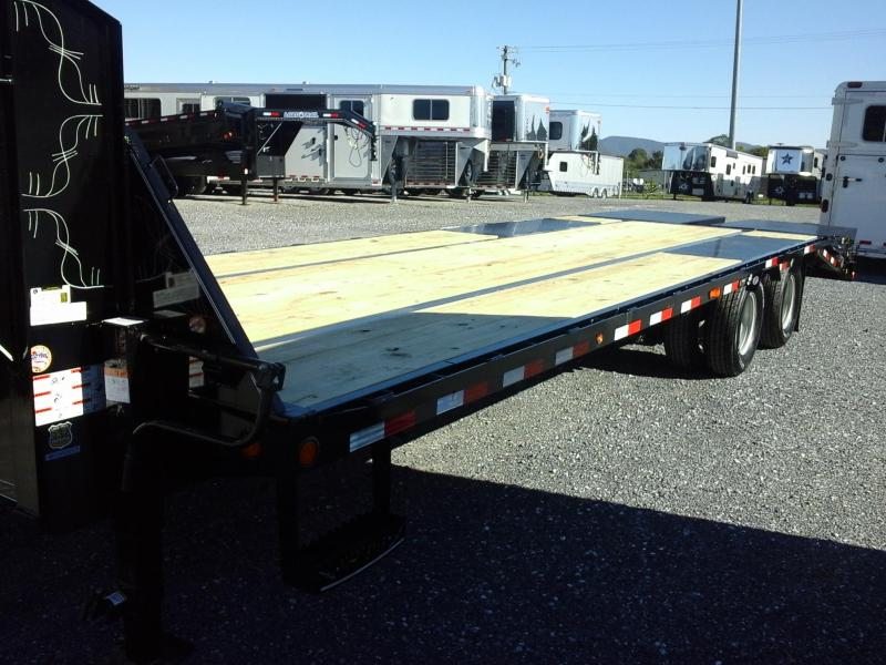 2019 Load Trail 102x28 TA Low-Pro GN Equipment Trailer