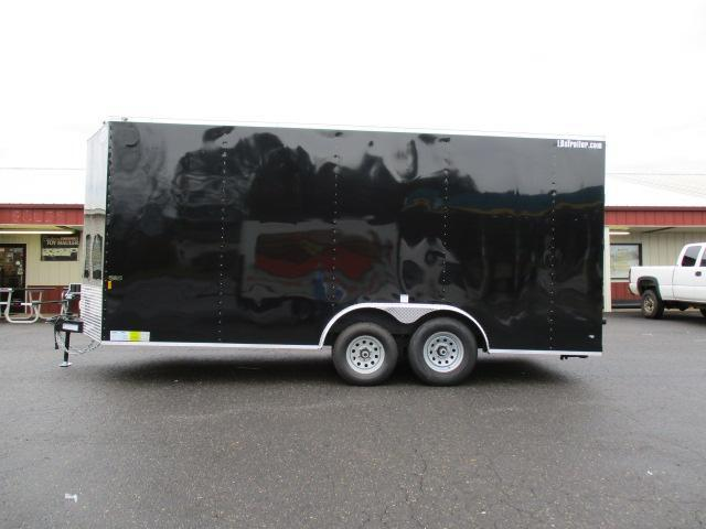 2019 Continental Cargo 8 x 18 Enclosed Cargo Trailer in Crumpler, NC