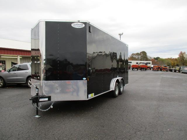 2019 Continental Cargo 8 x 18 Enclosed Cargo Trailer