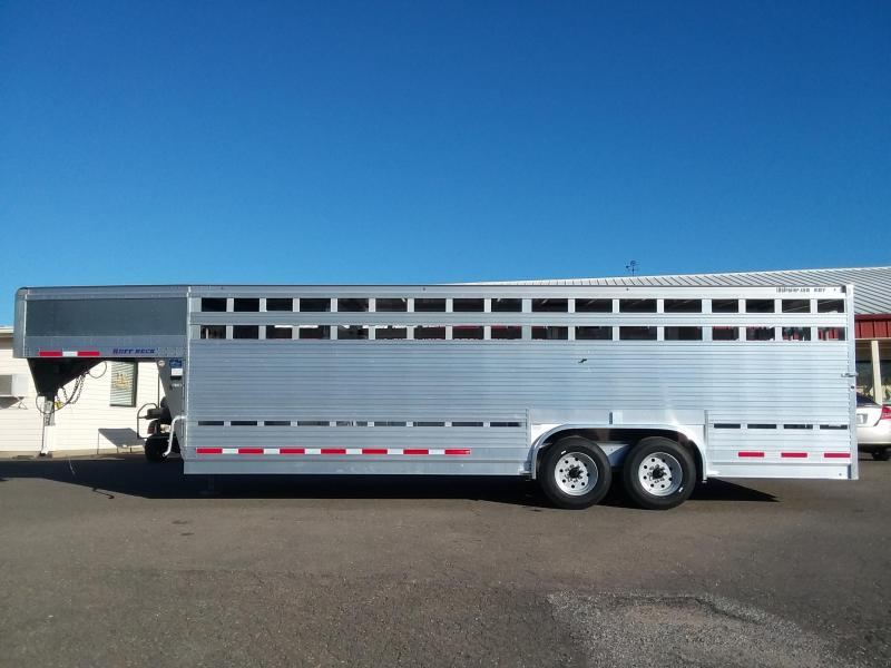 2019 Eby Trailers GN 24 Ruff Neck Livestock Trailer in Ashburn, VA
