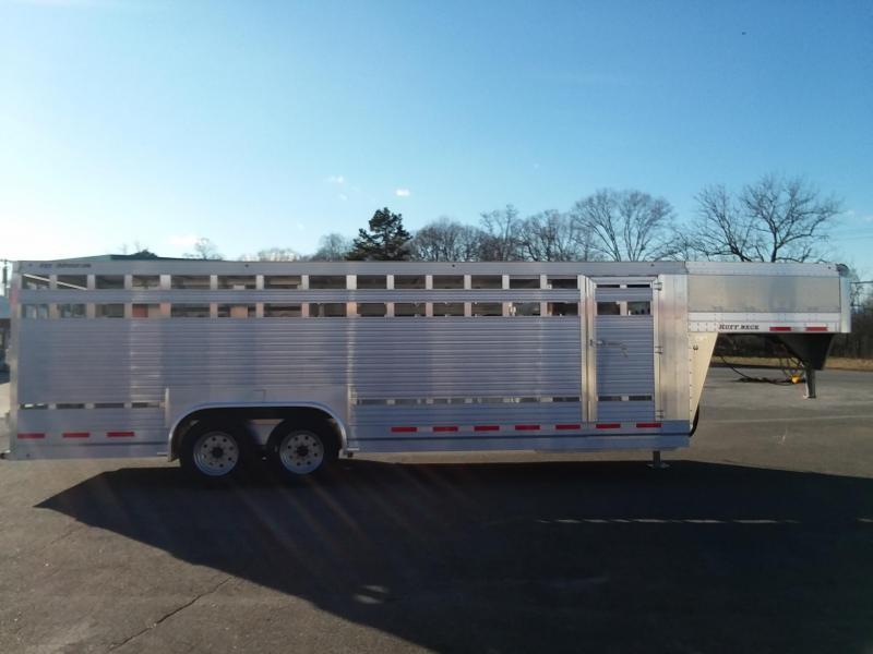 2019 Eby Trailers GN 24 Ruff Neck Livestock Trailer