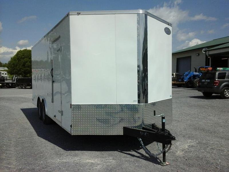 2020 Continental Cargo 8.5x20 TA Enclosed Cargo Trailer