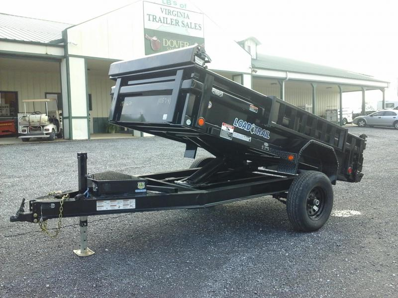 2019 Load Trail 60 x 10 SA Dump Trailer in Ashburn, VA
