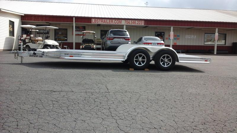 2018 Sundowner Trailers BP 20ft Carhauler Car / Racing Trailer