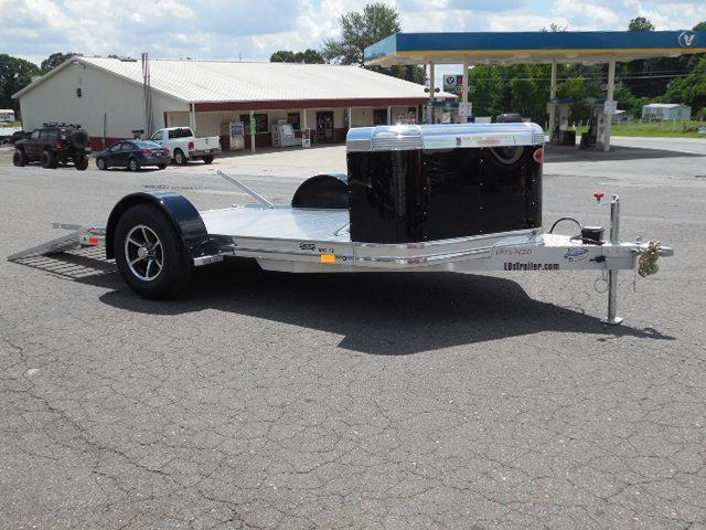 2018 Sundowner Trailers BP  MC12 Motorcycle Trailer