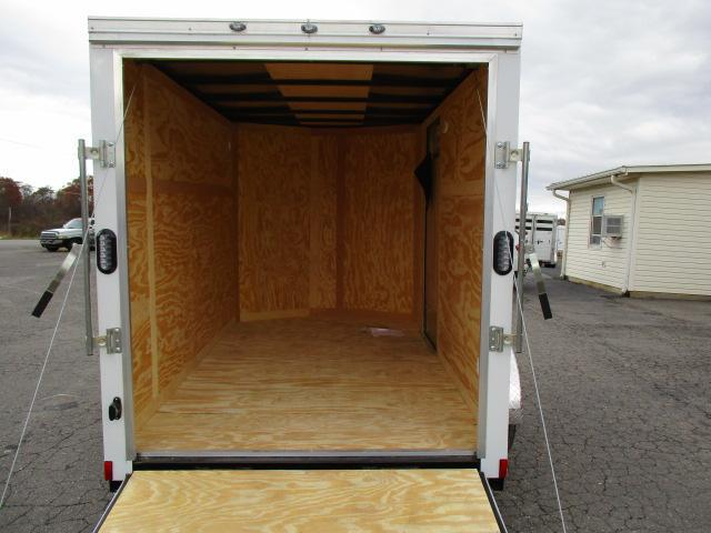 2019 Continental Cargo 6 x 10 Enclosed Cargo Trailer