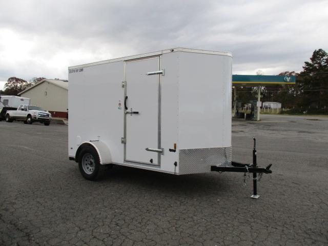 2019 Continental Cargo 6 x 10 Enclosed Cargo Trailer in Cleveland, NC
