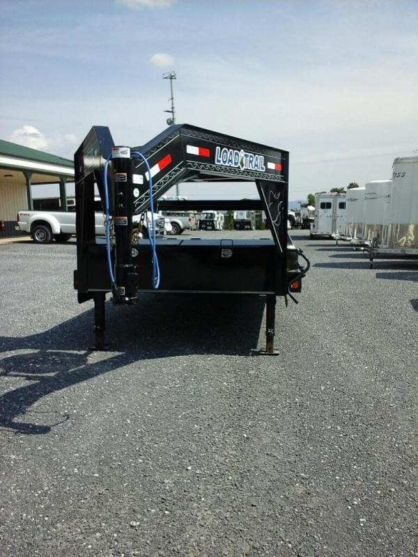 2019 Load Trail GN Carhauler Car / Racing Trailer