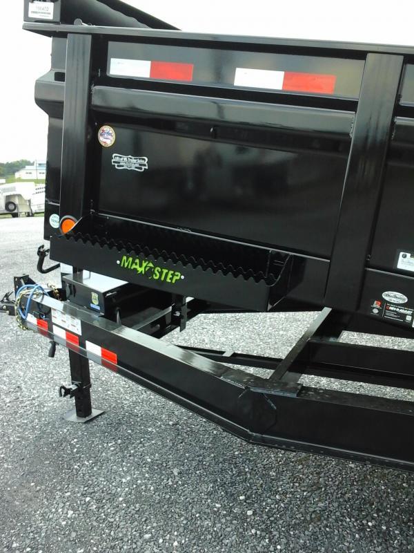 2018 Load Trail 83x14 Tandem Axle Dump Trailer