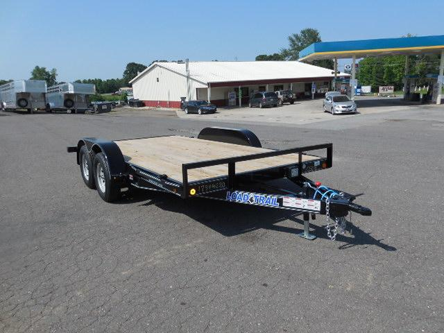 2017 Load Trail 83 x 14 Equipment Trailer