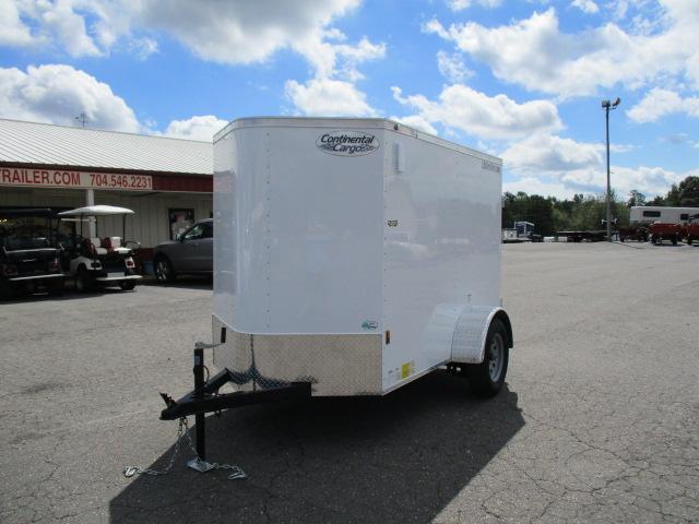2019 Continental Cargo 5 x 8 Enclosed Cargo Trailer