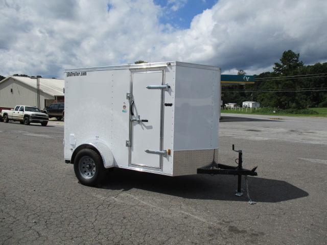 2019 Continental Cargo 5 x 8 Enclosed Cargo Trailer in North Wilkesboro, NC