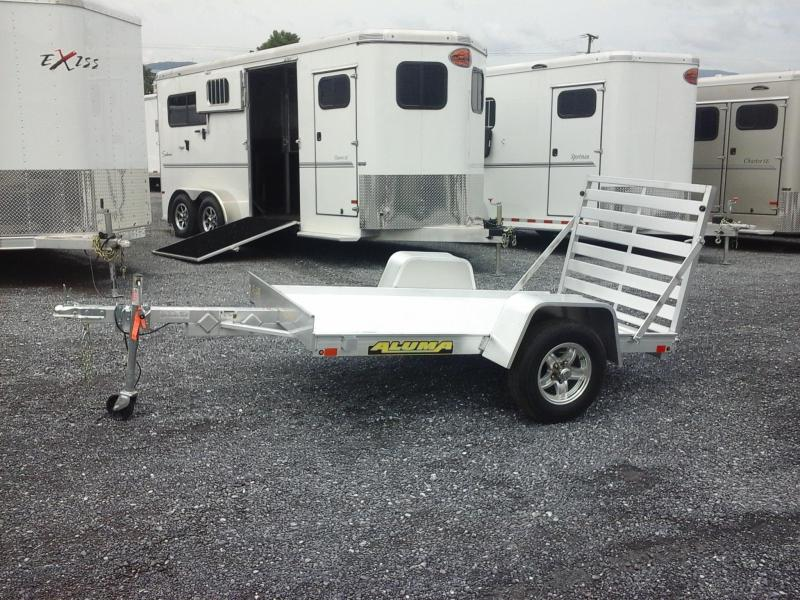 2018 Aluma 54x8 Utility Trailer in Ashburn, VA