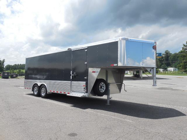 2017 Sundowner Trailers 20ft Enclosed Cargo Trailer
