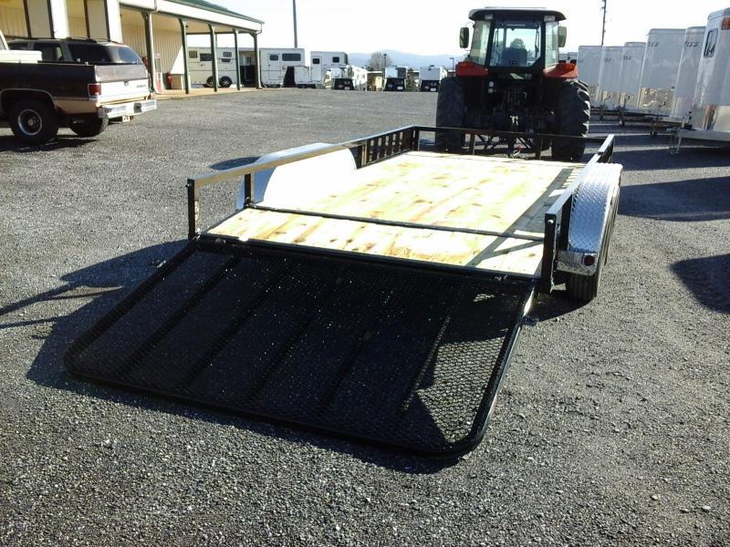 2015 Load Trail 83 x 14 UT Utility Trailer