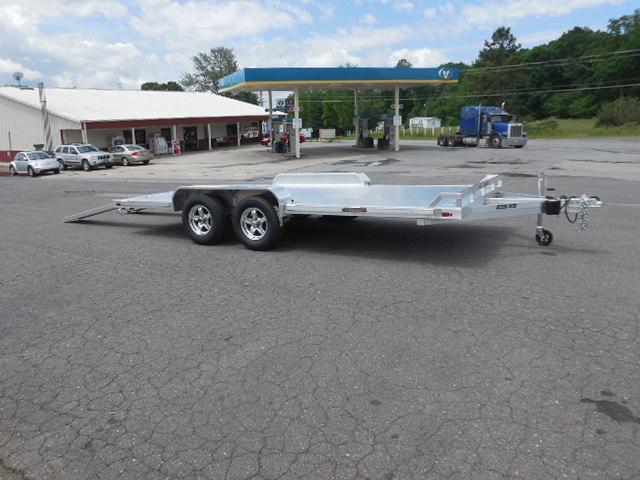 2017 Aluma 8216WB Utility Trailer in Ashburn, VA