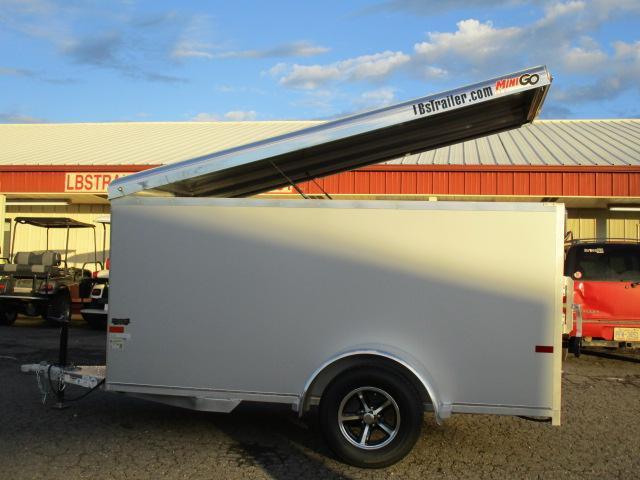 2019 Sundowner Trailers Mini Go 5 x 10 Enclosed Cargo Trailer