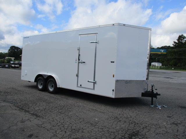 2019 Continental Cargo BP 8 x 20 Enclosed Cargo Trailer