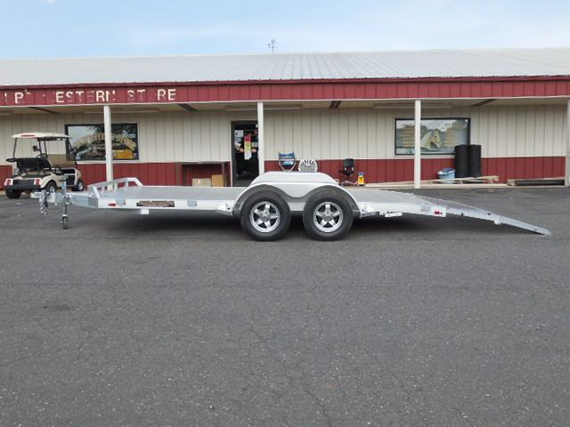 2016 Aluma 8216B Car / Racing Trailer in Davis Station, SC