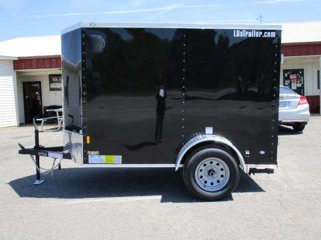 2019 Continental Cargo 5 x 8 SA Enclosed Trailer in North Wilkesboro, NC