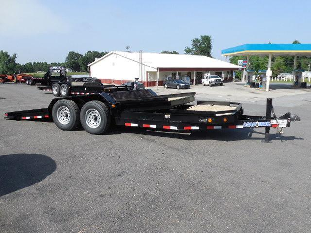 2014 Load Trail BP 83 x 20 Low Pro Tilt Equipment Trailer