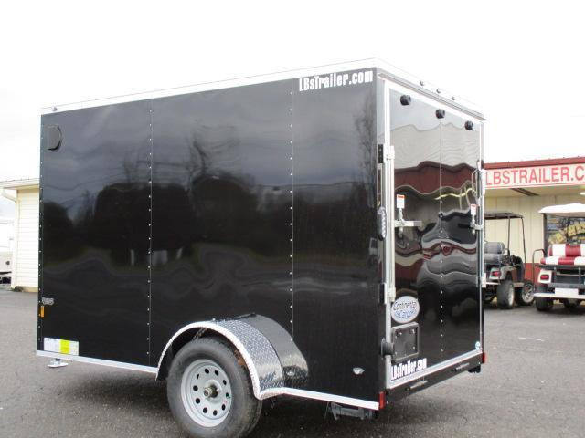 2019 Continental Cargo 6 x 10 Enclosed Cargo Trailer in Crumpler, NC