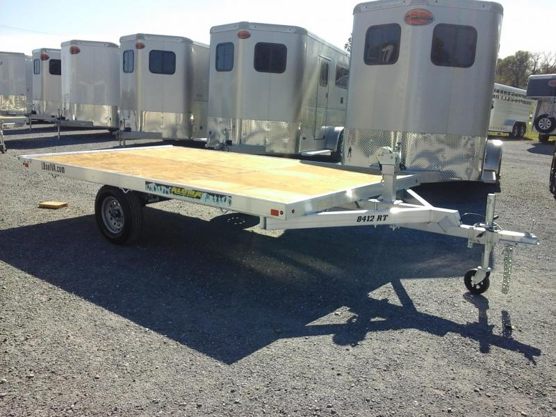 2019 Aluma 8412RT Watercraft Trailer in Ben Wheeler, TX