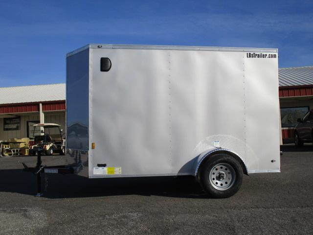 2018 Continental Cargo 6 x 10 SA Enclosed Trailer