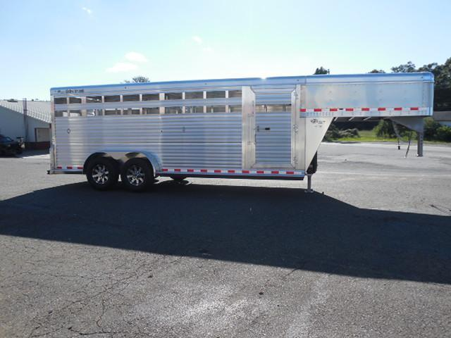 2018 Barrett Trailers 20ft Livestock Trailer in Ashburn, VA