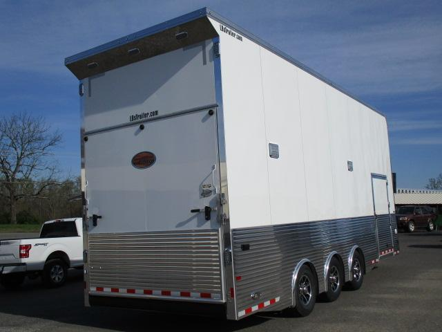 2019 Sundowner Trailers 26ft Stacker Car / Racing Trailer