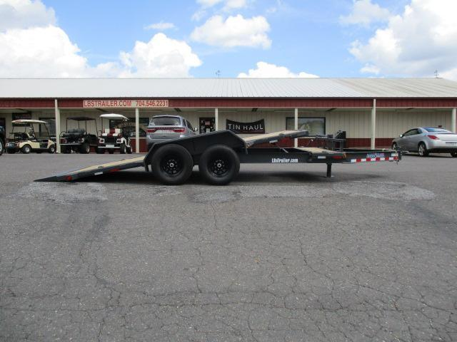 2019 Load Trail 83 x 18 Tilt Deck Utility Trailer in Ashburn, VA