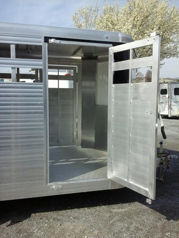 2020 Sundowner Trailers Stockman Express Livestock Trailer