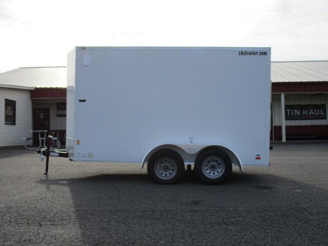 2020 Continental Cargo 6 x 12 Enclosed Cargo Trailer