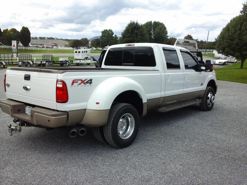 2014 Ford F350 King Ranch Super Duty Truck