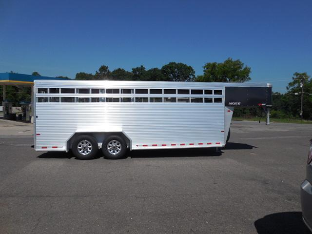 2017 Sundowner Trailers 20ft Rancher RS Livestock Trailer in Ashburn, VA