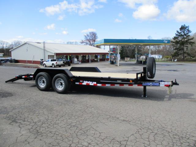 2018 Load Trail BP 83 x 18 TA Car / Racing Trailer
