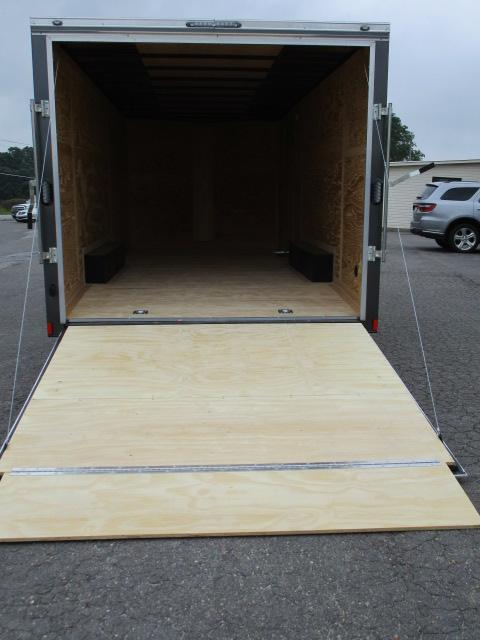 2020 Continental Cargo 8.5 X 20 TA Enclosed Cargo Trailer