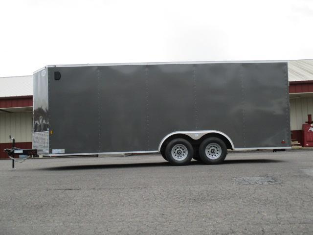 2020 Continental Cargo 8.5 X 20 TA Enclosed Cargo Trailer in Cleveland, NC