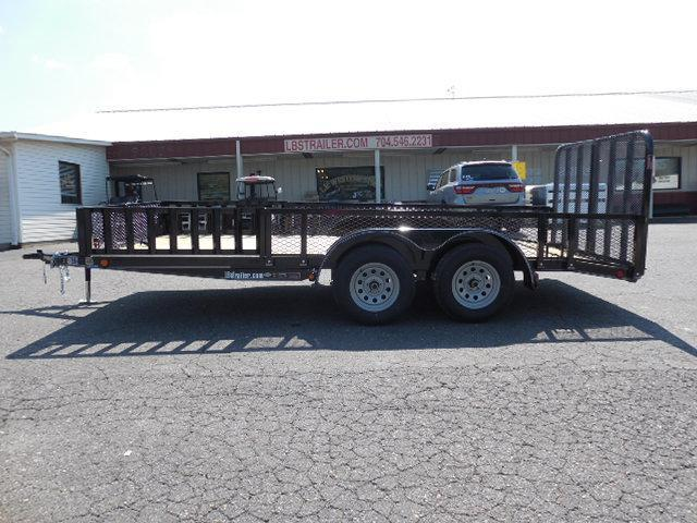 2017 Load Trail BP 83 x 16 Utility Trailer